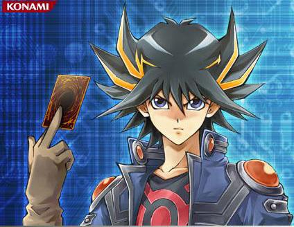 Yu-Gi-Oh! 5D's affiche